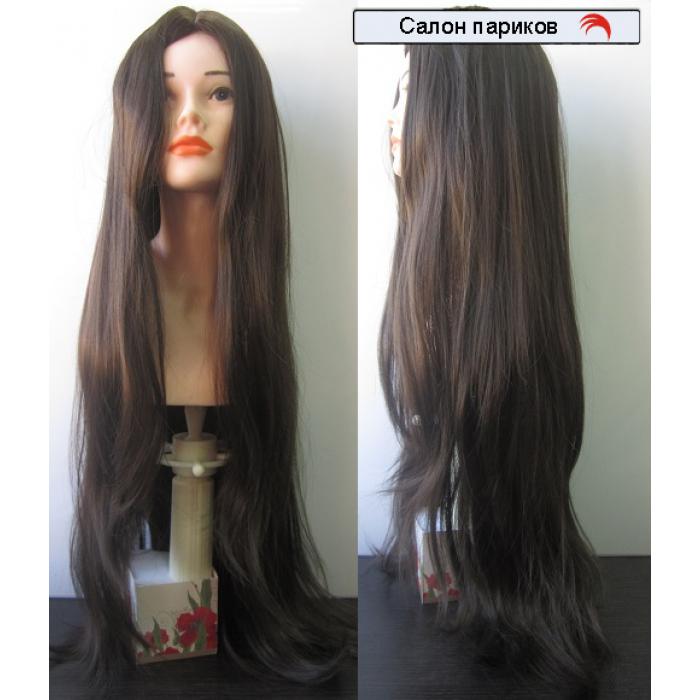 очень длинный искусственный парик е 9253