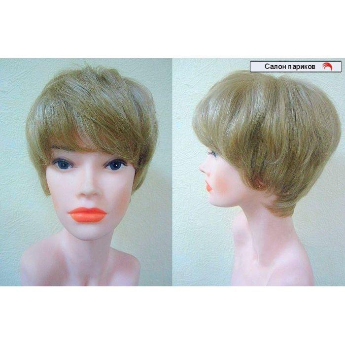 парик из натуральных волос МО 907 Mono