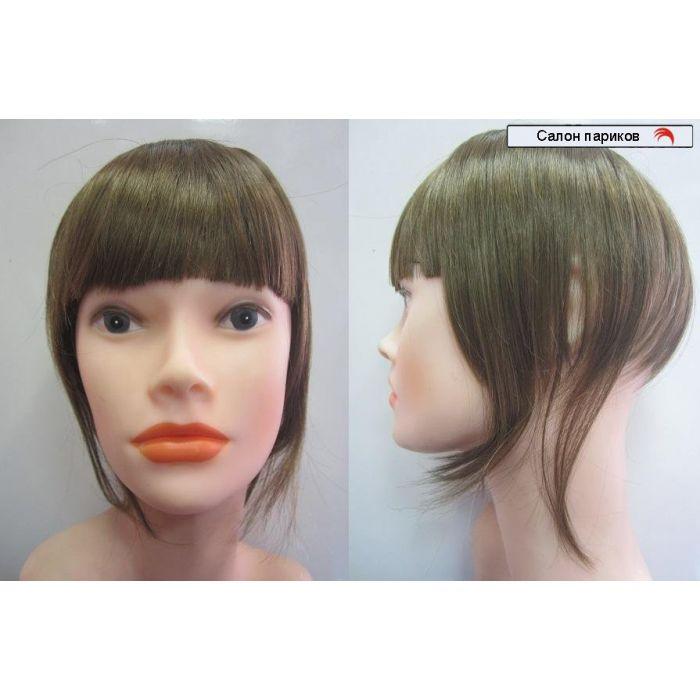 Накладная челка из искусственных волос FP-1
