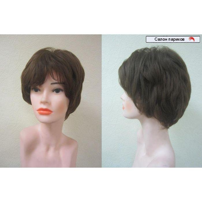Облегченный парик из термоволокна 4525