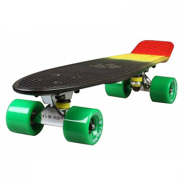 СкейтбордTriumf Active TLS-401M Jamaica
