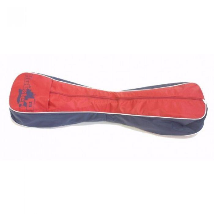 Чехол для двухколесных скейтов Hubster Красный