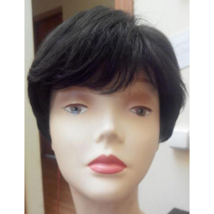 Натуральный парики с моновставкой HHMO-901