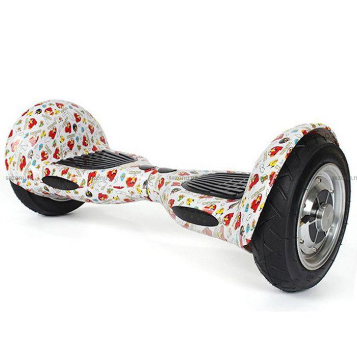 Гироскутер Smart Balance SUV Angry Birds