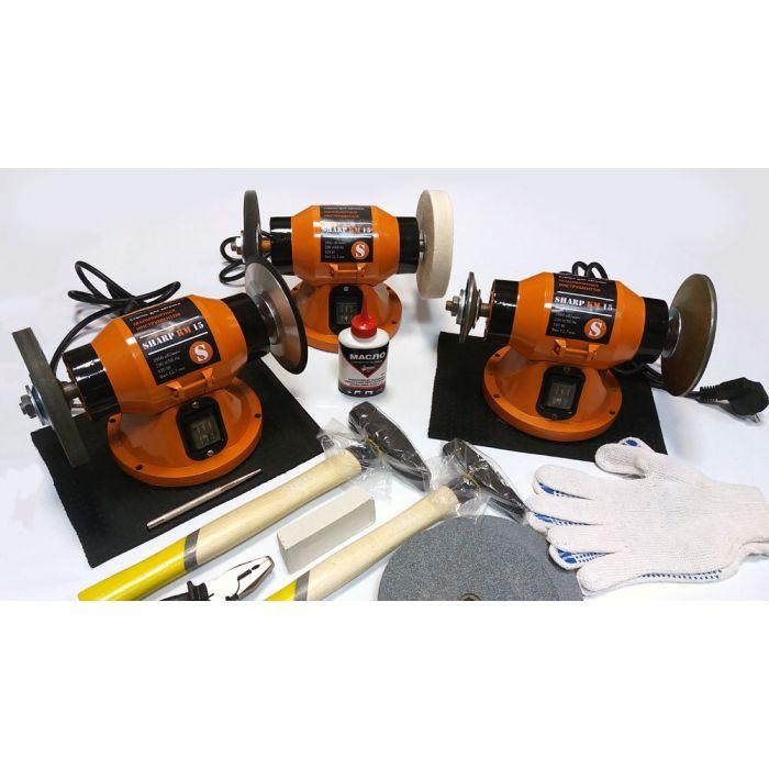 Станки для заточки маникюрных инструментов Sharp KM 15 PROFI