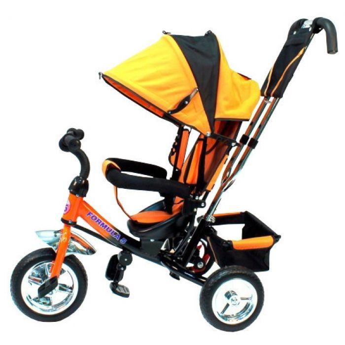 Детский велосипед F 300 оранжевый