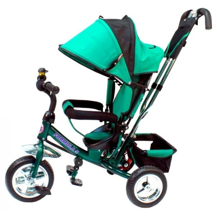 Детский велосипед F 300 зеленый