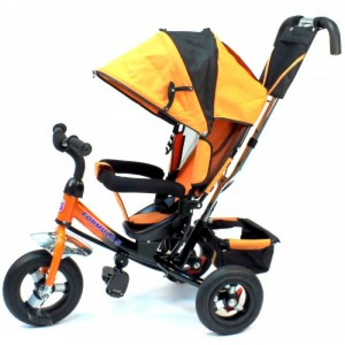 Детский велосипед F 500 оранжевый
