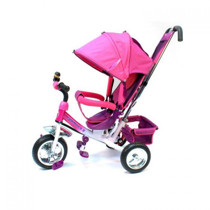 Детский велосипед F 700 розовый