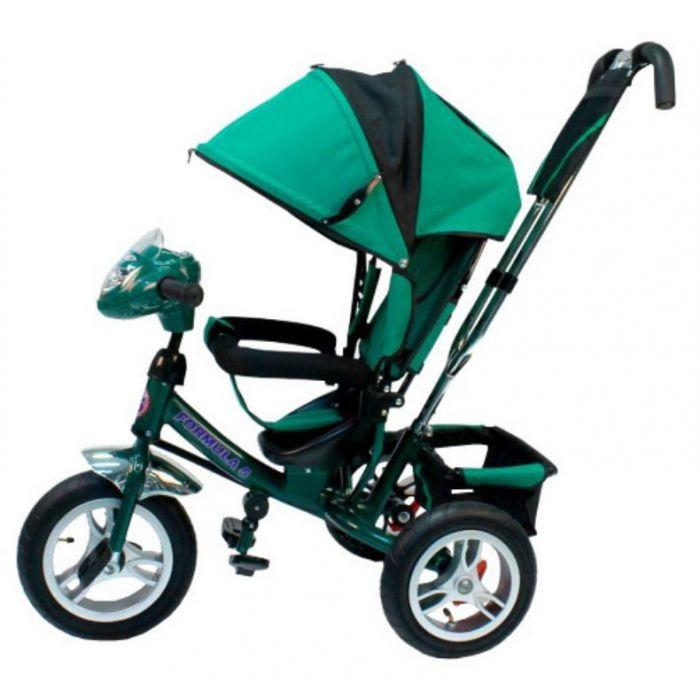 Детский велосипед F 700 зеленый