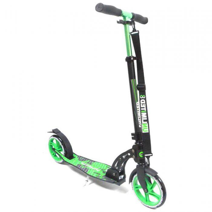 Самокат городской Unlimited NL260-205 Green