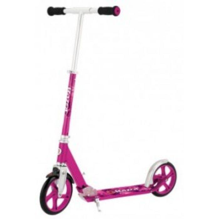 A5 Lux Scooter самокат Razor, розовый