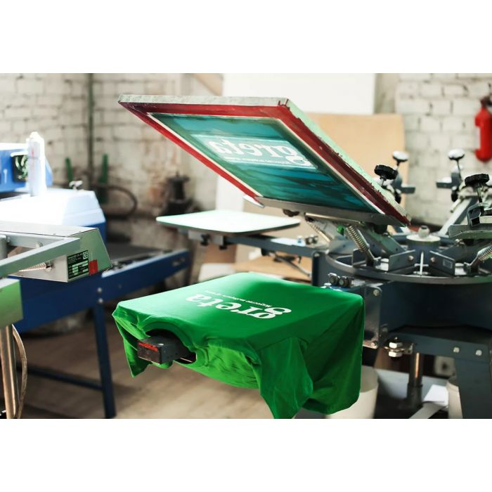 Онлайн видео курс по обучению печати на одежде