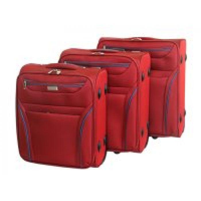 Большие чемоданы на 4 колесах