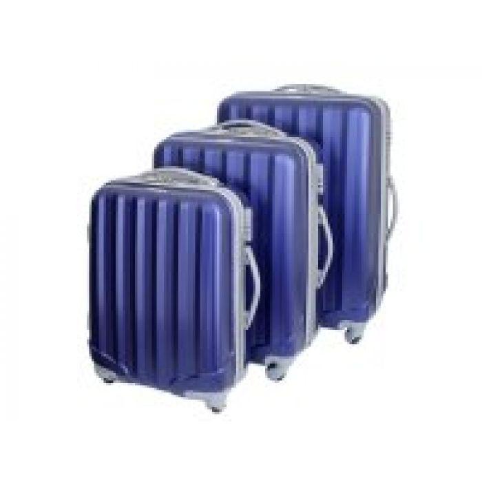 Пластиковые чемоданы на 4 колесиках недорого