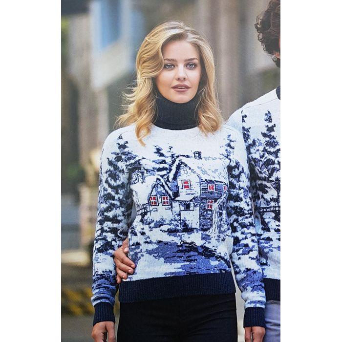 """Свитер шерстяной """"Дома"""" 130-177 (мужской и женский)"""