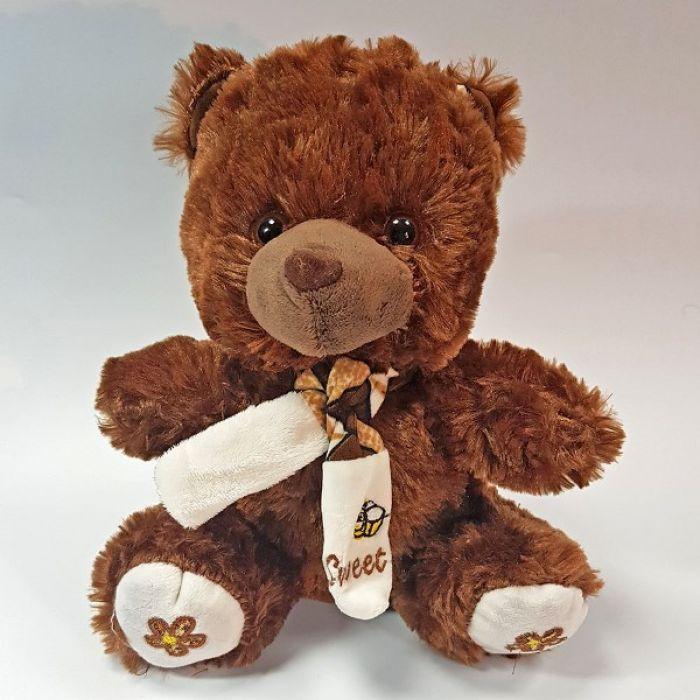 Плюшевый медведь Томми - 25 см