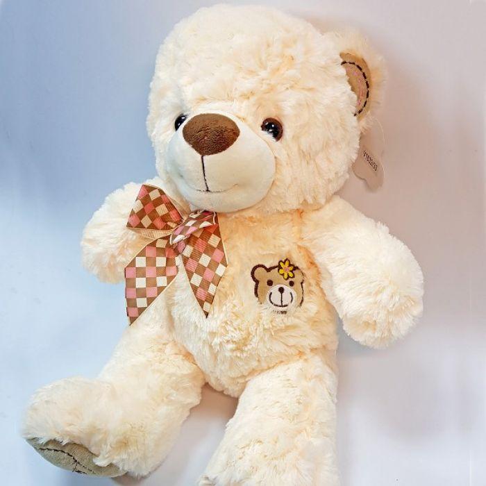 Плюшевый медведь Рокки - 35-40 см