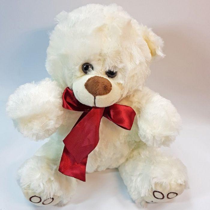 Плюшевый медведь Пьер - 25-30 см