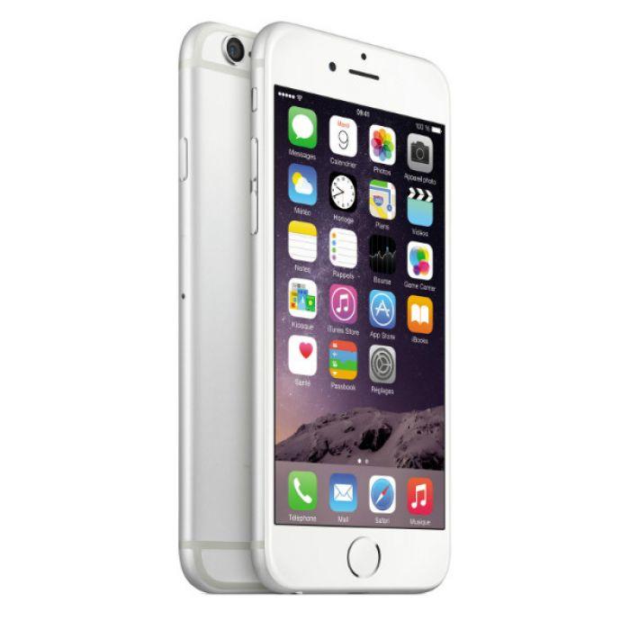 Apple Iphone 6 16gb Silver - восстановленный