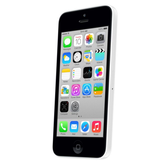Apple iPhone 5C 16Gb восстановленный