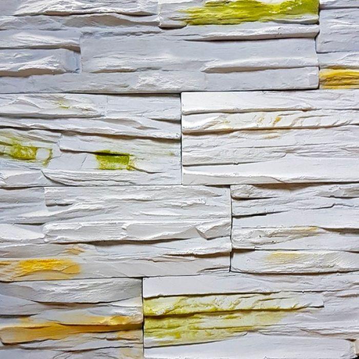 Песчанник серый микс, искусственный камень - 2
