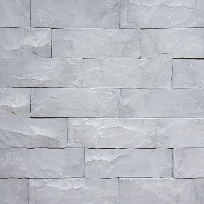 Скала серый, искусственный камень