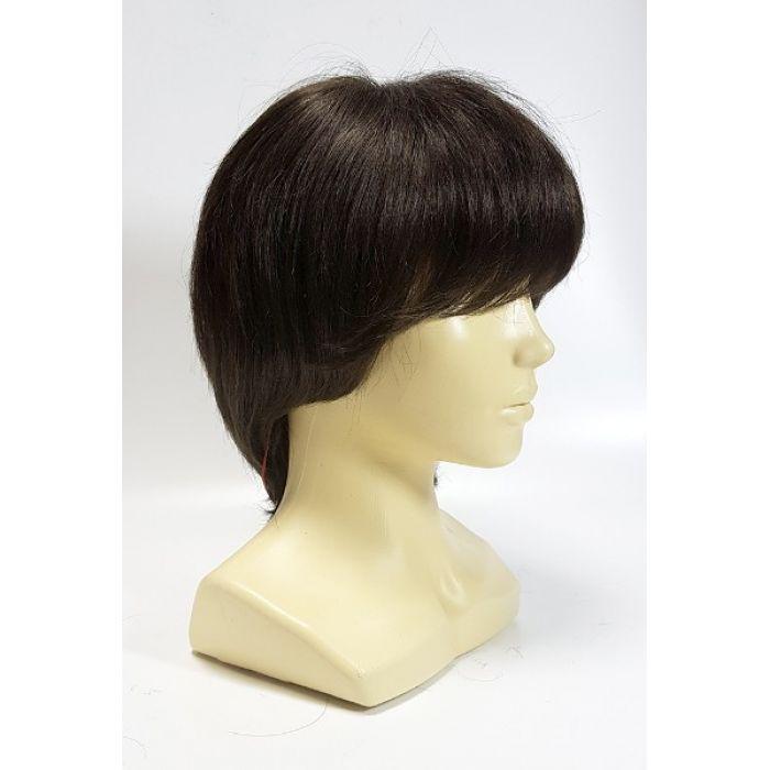 Парик из натуральных волос HHMO-908 # 4-2