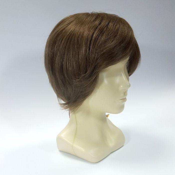 Парик из натуральных волос HHMO-909 # 12