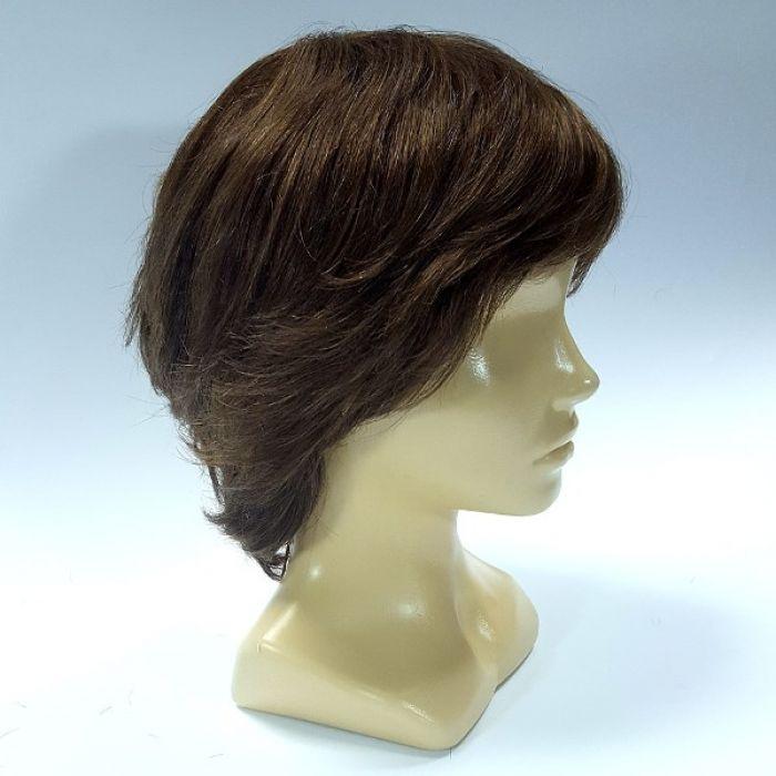 Парик из натуральных волос HM-159 # P5/6-2