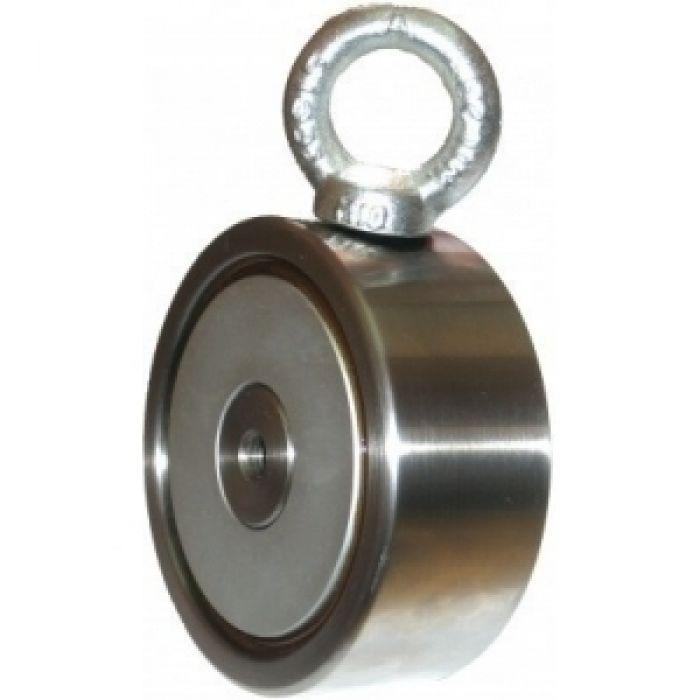 Двухсторонний поисковый магнит 2х200 кг