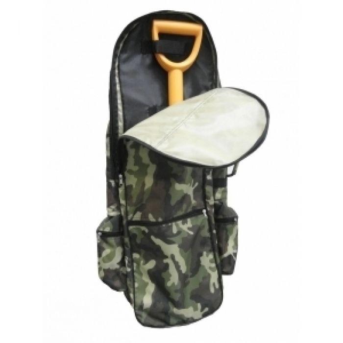 Рюкзак закрытый (камуфляж)