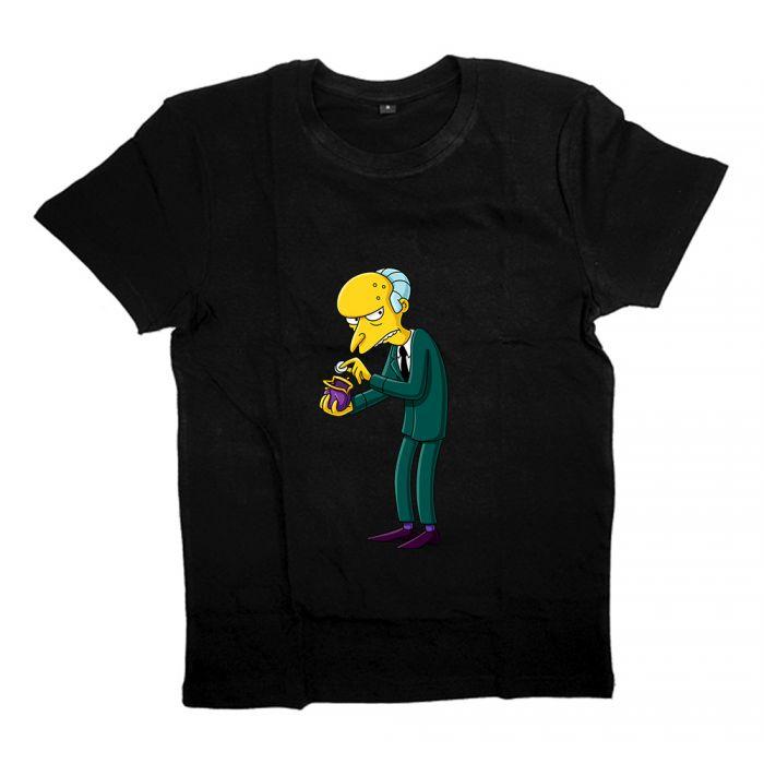 """Футболка с принтом """"Mr Burns"""""""