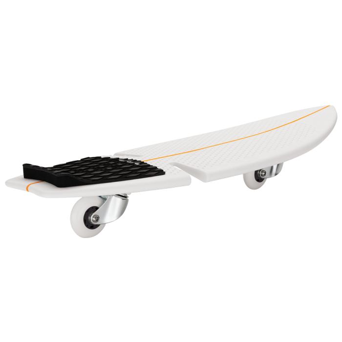 Двухколесный скейт Razor RipSurf черный