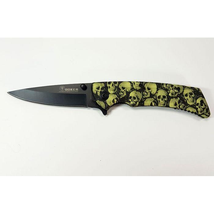 Складной нож Boker Skull B055