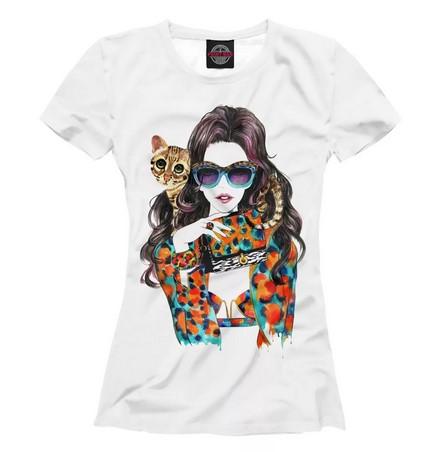 Печать на одежде. Цены на печать на футболке - 790 р.
