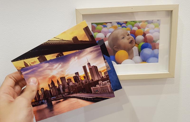 Печать фотографий любого раазмера Ланорд