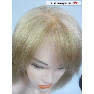 натуральный парик 100124В Mono (цвет золотистый блонд)