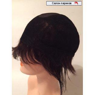 Женский короткий парик ручной работы 1510