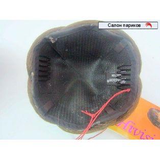 Шишка-пучок из искусственных волос