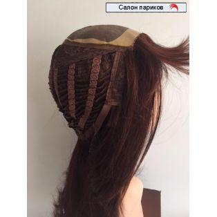 Парик с имитацией кожи головы Victoria Mono