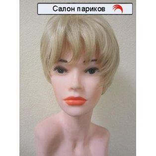 короткий парик из натуральных волос hs 21536 Mono