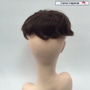 Накладные волосы на заколках натуральные МО 9767