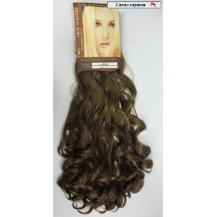 Искусственные волосы на заколках локоны 0364 (термоволокно).