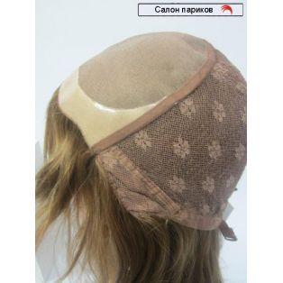 Качественный натуральный парик 100110 super Mono (русый)