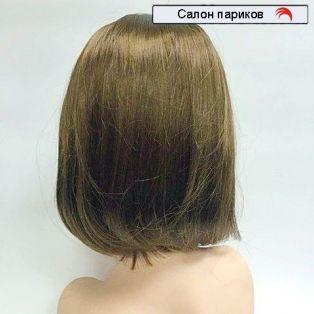 парик каре из искусственных волос 9340