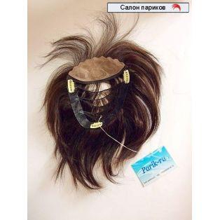 Натуральная Накладка для объёма волос RP 11