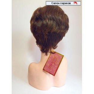 купить парик из натуральных волос недорого 901-1