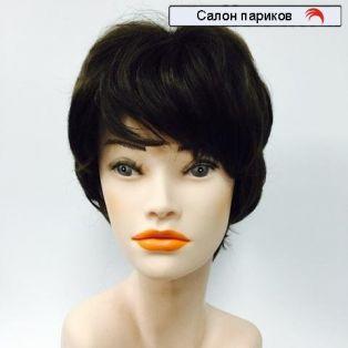 парик из искусственных волос 7101 (короткая объемная стрижка с волнистыми волосами)