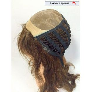 парик 100% натуральный с имитацией кожи головы DW 393 Monotop